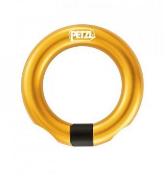 PETZL ring deelbaar 70 x 45 voor klimgordel Sequoia P28