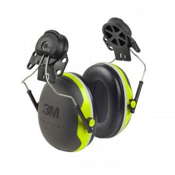 3M gehoorbescherming helmbevestiging X4P3