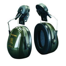 PELTOR gehoorbeschermer Optime 2 helmmontage