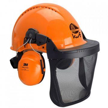 PELTOR veiligheidshelm oranje G3000 V5B H31