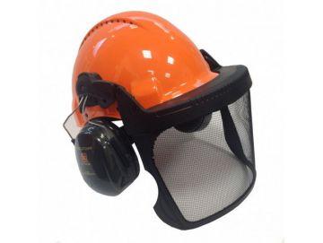 PELTOR helm Optime 2 oranje G3000 V5B