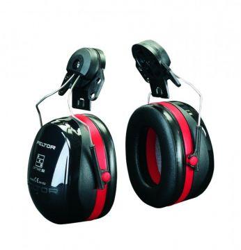 PELTOR gehoorbeschermer Optime 3 helmmontage