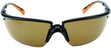 3M veiligheidsbril Solus brons