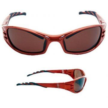 3M veiligheidsbril Fuel rood
