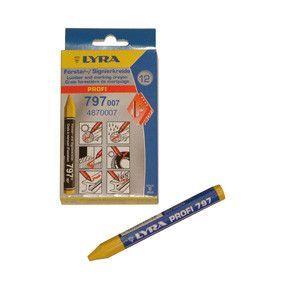 LYRA markeerkrijt geel 37-102