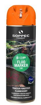 SOPPEC markeerverf Tempo marker oranje fluoriserend