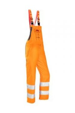 SIP zaagoverall oranje klasse 1 L 1SG9