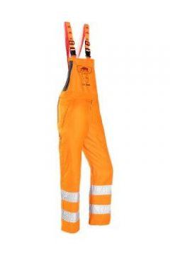 SIP zaagoverall oranje klasse 1 S 1SG9