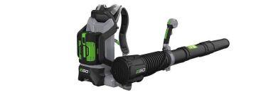 EGO rugbladblazer kit LB6002E 19N 1.020 m3/u incl. 5 Ah accu en snellader