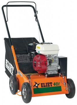 ELIET verticuteermachine E401 DC Honda GX120 MA007030203
