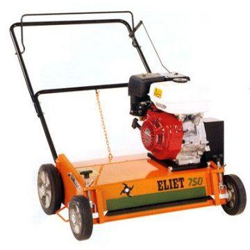 ELIET verticuteermachine E750 VM Honda GX
