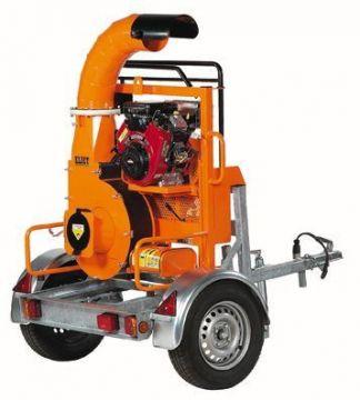ELIET aanhangwagen voor truckloader