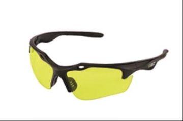 EGO veiligheidsbril GS003 geel