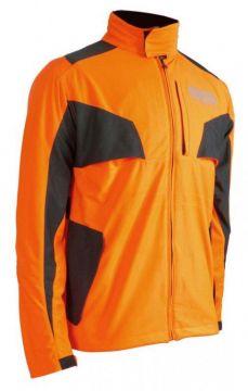 OREGON bosbouwjack Yukon zwart-oranje S 295472-S