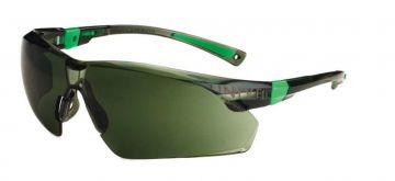 DYNAMIC SAFETY veiligheidsbril Lens zwart-groen 506