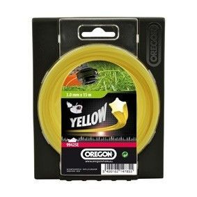 OREGON maaidraad geel ster 4,0 mm x 30 m