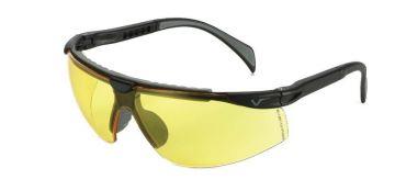 DYNAMIC SAFETY veiligheidsbril Lens geel-zwart 554