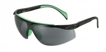 DYNAMIC SAFETY veiligheidsbril Lens smoke zwart 554