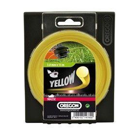OREGON maaidraad geel 3,0 mm x 60 m 69-370-Y