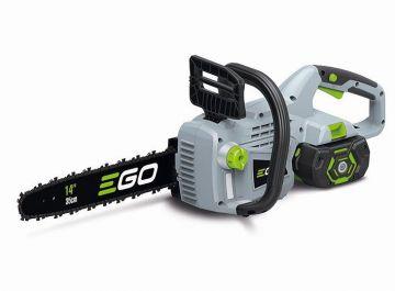 EGO kettingzaag CS1401E 35 cm incl. 2,5 Ah accu en standaard lader