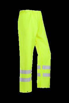 SIOEN regenbroek Gemini fluo geel maat XXXL
