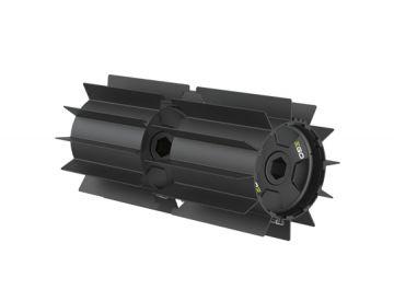EGO bezemroldeel ARB2100 rubber