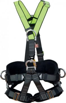DYNAMIC SAFETY harnas Edge Discovery Comfort 5D S-M