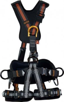DYNAMIC SAFETY harnas Edge Discovery Evolution 5D S-M