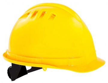 DYNAMIC SAFETY veiligheidshelm Edge Supastar geel
