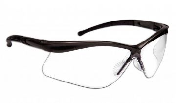 DYNAMIC SAFETY veiligheidsbril Warrior Lens clear zwart