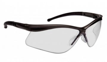 DYNAMIC SAFETY veiligheidsbril Warrior Lens zwart in/ outdoor