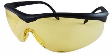 DYNAMIC SAFETY veiligheidsbril OWL Lens amber zwart