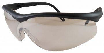 DYNAMIC SAFETY veiligheidsbril OWL Lens zwart in/ outdoor