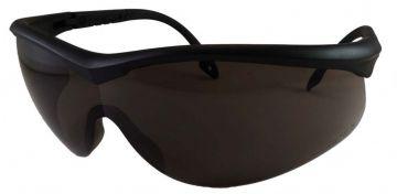 DYNAMIC SAFETY veiligheidsbril OWL Lens smoke zwart