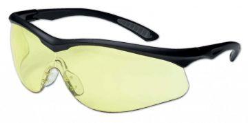 DYNAMIC SAFETY veiligheidsbril Thunder Lens amber zwart