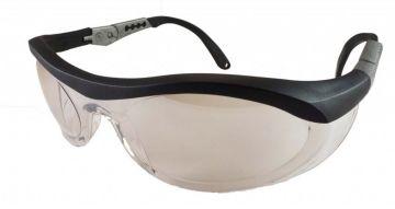 DYNAMIC SAFETY veiligheidsbril Cyclone 1 Lens zwart in/ outdoor