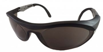 DYNAMIC SAFETY veiligheidsbril Cyclone 1 Lens smoke zwart