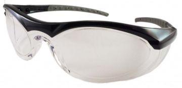 DYNAMIC SAFETY veiligheidsbril Cyclone 2 Lens clear zwart