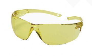 DYNAMIC SAFETY veiligheidsbril Basic Dyna Lens amber amber