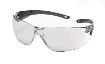 DYNAMIC SAFETY veiligheidsbril Basic Dyna Lens smoke in/ outdoor