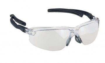 DYNAMIC SAFETY veiligheidsbril Fusion Lens clear zwart