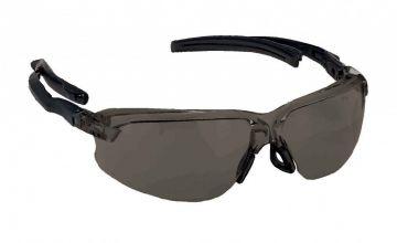 DYNAMIC SAFETY veiligheidsbril Fusion Lens smoke zwart