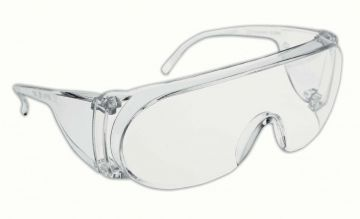 DYNAMIC SAFETY veiligheidsbril Visitor Lens clear transp.
