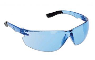 DYNAMIC SAFETY veiligheidsbril Techno Lens blue tint