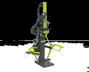PALDU kloofmachine aftakas + 400 V M6614N 1100-15Z