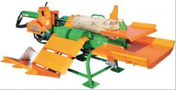 POSCH kloofmachine Splitmaster 30 T easy met verrijdbaar onderstel