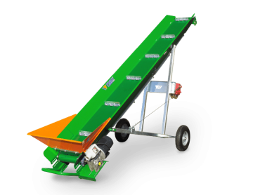 POSCH afvoerband 5 m e 0,75 - 400 V M8155
