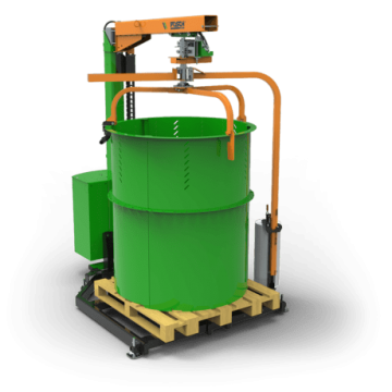 POSCH verpakkingsmachine Packfix Hydro e3-400 m7355s
