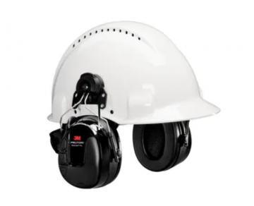 PELTOR headset Worktunes PRO fm-radio op helm