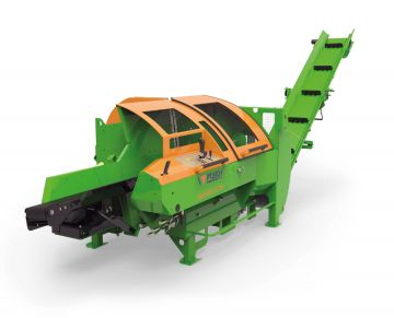 POSCH kloofmachine SpaltFix S-375 met knikband 4 m, oliekoeling incl. met knikband 4 m, oliekoeling M3878ckf4